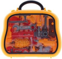Sæt med værktøjer til børn Color Baby My Tools (23 pcs)