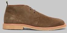 Playboy Footwear Boots Original City 64 Olive Grön