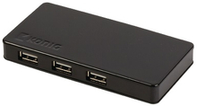 Kortläsare USB Hub Combo