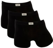 Resteröds Kalsonger Original 3-pack Trunks Svart