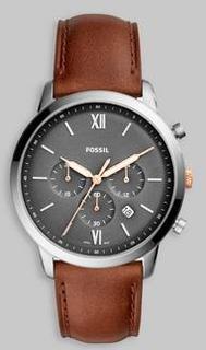 Fossil Fossil FS5408/Brown Grå