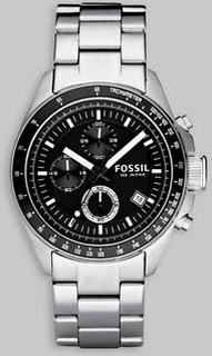 Fossil Fossil CH2600IE/Steel Svart
