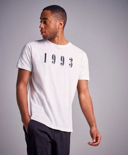 Studio Total T-Shirt Front Text Tee Vit