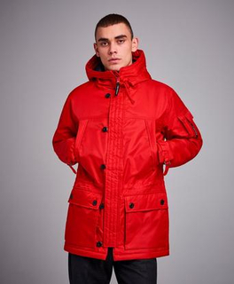 Tenson Himalaya Classic Jacket Rød