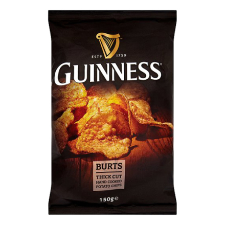 Guinness Burts Potato Chips