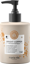 Maria Nila Colour Care Colour Refresh, 7,40 Bright Copper, 300ml Maria Nila Färginpackning