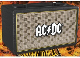 Högtalare AC/DC Vintage Bluetooth Classic 2