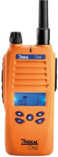 Zodiac One BT 31+155 MHz jaktradio Orange OneSize