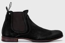 Sneaky Steve Boots Cumberland Suede Svart