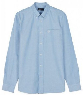 FRED PERRY Classic Oxford Shirt (S)