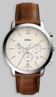Fossil Fossil FS5380/Brown Hvit