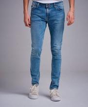 Nudie Jeans Jeans Skinny Linn Blå