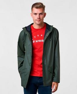 Rains Rains Jacket Grønn