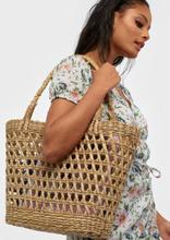 Vero Moda Vmkimie Straw Bag Handväskor