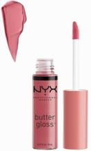 NYX Professional Makeup Butter Gloss Angel Food Cake