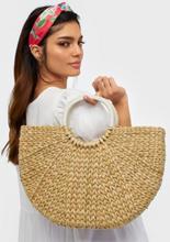 Vero Moda Vmkate Straw Bag Handväskor