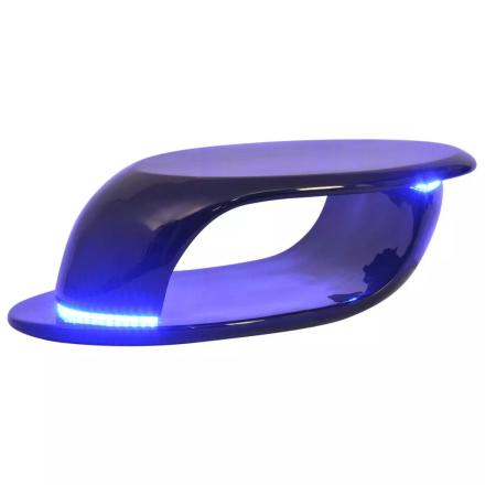 vidaXL VidaXL Salongbord med LED