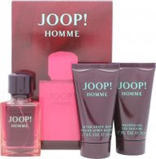 Joop! Joop Homme Gavesæt 30ml EDT + 50ml Shower Gel + 50ml After Shave Balm