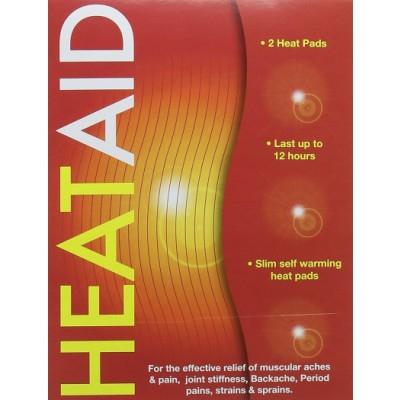 Healthpoint Heat Aid Wärmepflaster 2 stk