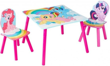 Worlds Apart - My Little Pony - Bord och Stolar