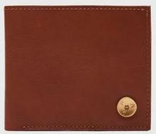 P.A.P Plånbok Albin Classical Wallet Leather Brun
