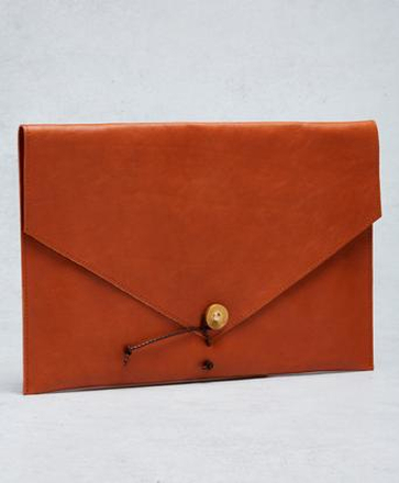"""P.A.P Kungsten 15"""" Laptop Cover Brun"""
