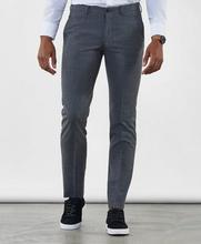 Studio Total Byxor Tyler Suit Trousers Grå