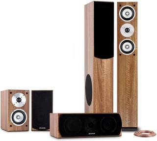 Linie-501-WN 5.0 Hemmabio Soundsystem 350W RMS