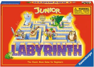 Ravensburger, Junior Labyrinth (Nordisk)