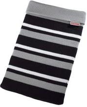 HAMA Sleeve Glove 10,2 Tum Svart Vit Grå