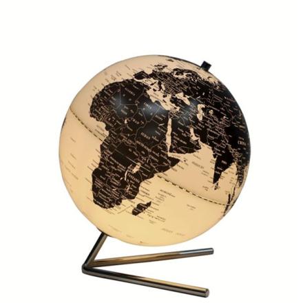 Globe World globuslampe 30 cm Ø
