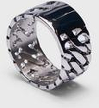 by Billgren Steel Ring Silver