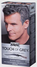Just For Men Touch Of -Medium Svart