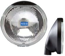Extraljus Alpha 175 H3 Fjärr - Transparent glas