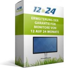 Erweiterung der Garantie für TFTs von 12 auf 24 Monate