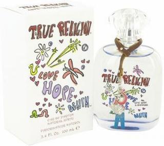 True Religion Kärlek Hope Denim av True Religion - Eau de Parfum Spray 100 ml - Kvinnor
