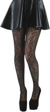 Pamela Mann - Cobweb Lace -Tights - svart