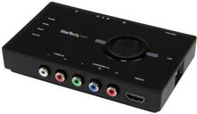 Fristående videoinspelning och -strömning - HDMI eller komponent, 1080p - USB 2.0