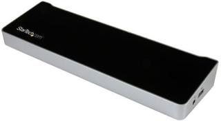 Dockningsstation med tre skärmutgångar för bärbar dator - USB 3.0