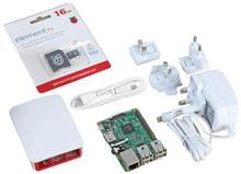 Raspberry Pi 3 Official Starter Kit - White U:Create