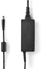 Nedis Adapter för bärbar dator 65 W | Dell Octagona | 19.5 V/3.34 A | Används till DELL | Nätkabel ingår
