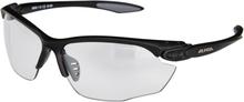 Alpina Twist Four VL+ Brille, black matt 2020 Briller