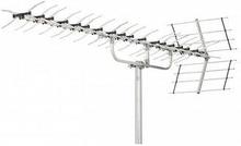 Triax DVB-T/T2 Utomhus antenn 17 dB UHF