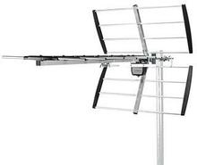 Nedis TV-antenn för utomhusbruk | Max. förstärkning 12 dB | UHF: 470 - 694 MHz | 10 komponenter