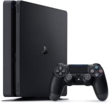 PlayStation 4 Slim 500GB Sort