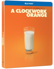 A Clockwork orange - Steelbook
