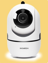Langaton IP Wi-Fi Kamera HD Cloud Automaattisella paikannuksella