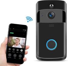 Dørkamera WiFi 720P Smartphone support
