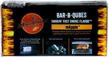"""Rökbricketter """"Mojobricks Bar-B-Cubes"""", mApple"""