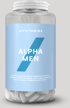 Alpha Men Multivitamin Tablets - 120tablets